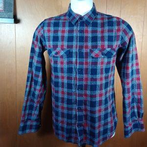 Mountain Warehouse Long Sleeve Button Down Shirt